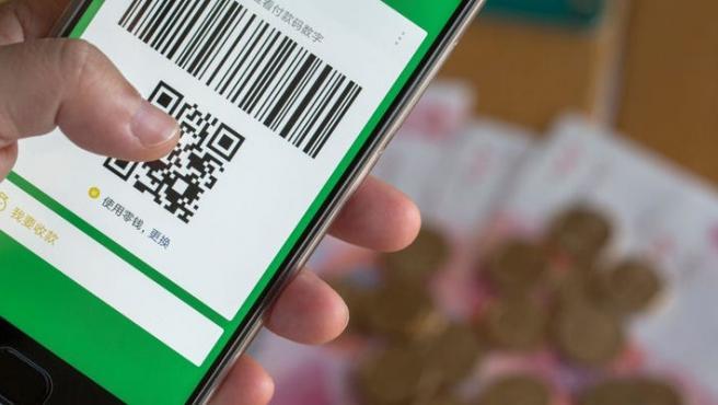 En Alipay se asigna a cada residente un código QR que representa su estado de salud.