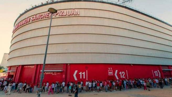 Estadio Sánchez Pizjuán
