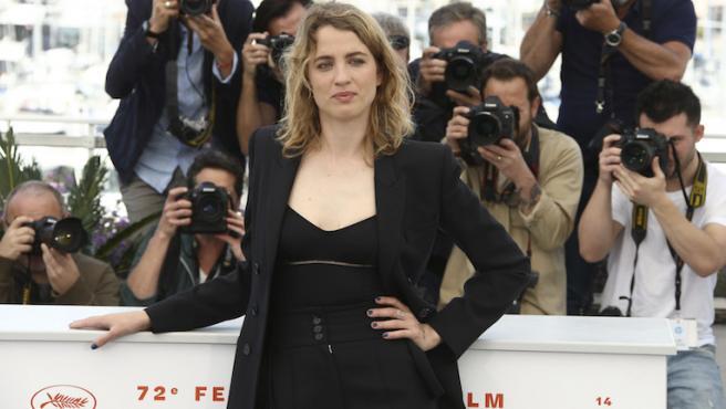 """""""Ensalzar a Polanski es escupir a las víctimas"""": Adèle Haenel contra 'El oficial y el espía' en los César"""