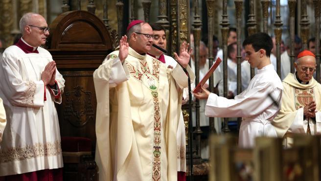 El nuevo arzobispo de Toledo Francisco Cerro