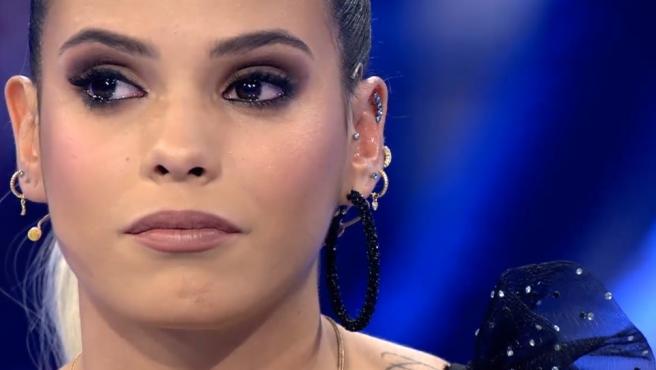 Gloria Camila recuerda a su madre en el programa Volverte a ver.