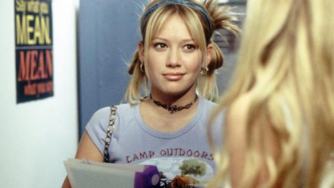 Hilary Duff, en 'Lizzie McGuire'.