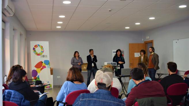 La Noria acoge dos proyectos de formación en nuevas economías para empleados y desempleados