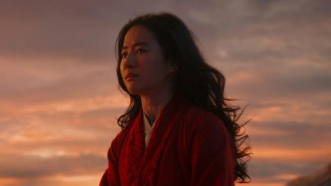 Imagen de Mulan.