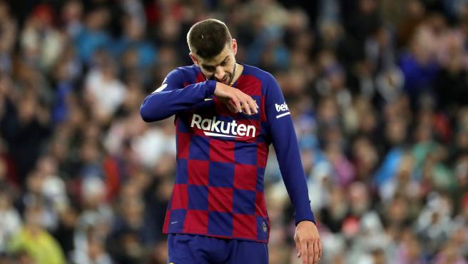 """Piqué: """"Es el peor Real Madrid desde que estoy aquí"""""""