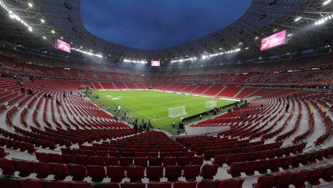El Puskas Arena acogerá la final de la Europa League 2022.