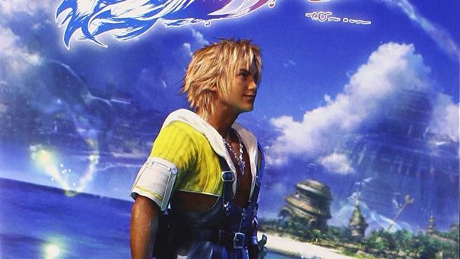 Portada de 'Final Fantasy X' para PlayStation 2.