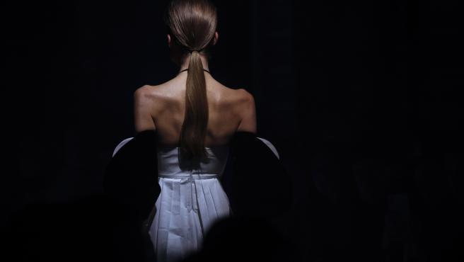 Colección Otoño/Invierno 2020/21 de Givenchy en la Paris Fashion Week.