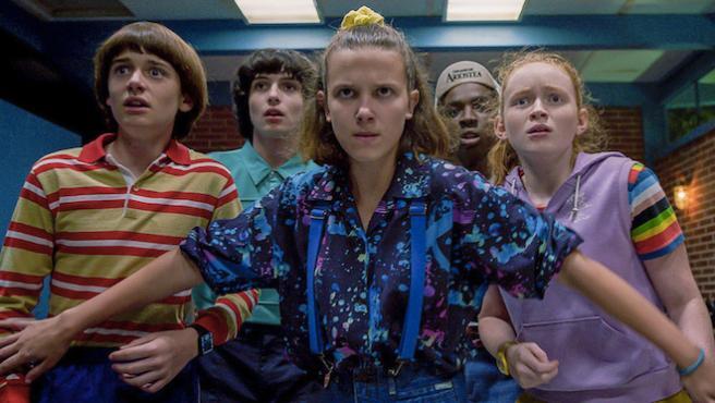 'Stranger Things': Comienza el rodaje de la cuarta temporada