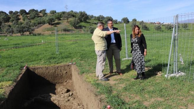 Aparecen nuevos restos arqueológicos en Mijas con más de 2.500 años de historia