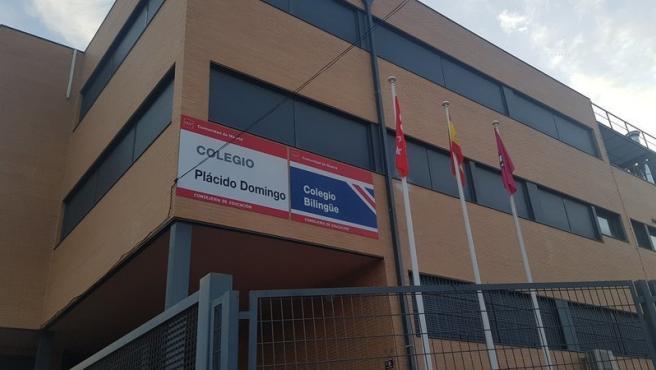 Colegio Plácido Domingo de Arganzuela, Madrid