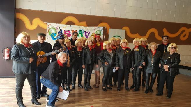Imagen de la celebración del Carnaval