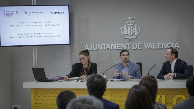 València serà la primera ciutat espanyola que implementarà el reciclatge de residus d'acer i alimini lleugers
