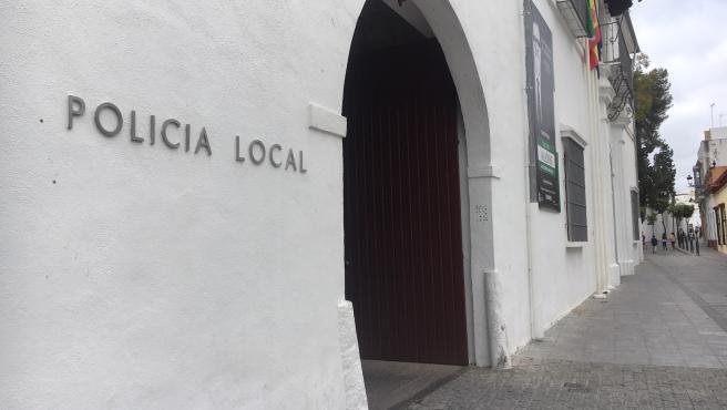 Sede de la Policía Local de Tomares