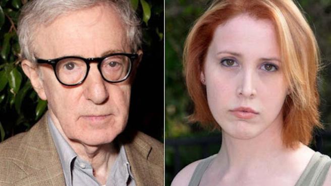 """Dylan Farrow: Las memorias de Woody Allen son """"una traición"""""""