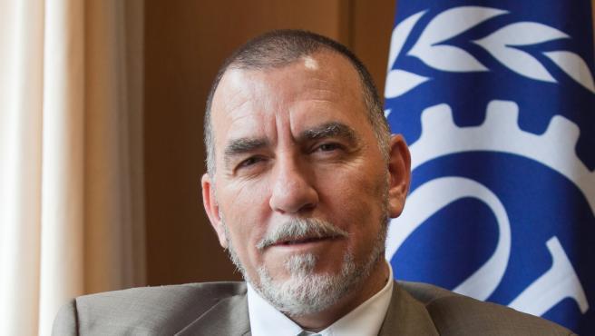 Joaquín Nieto, director de la Oficina de la OIT para España.