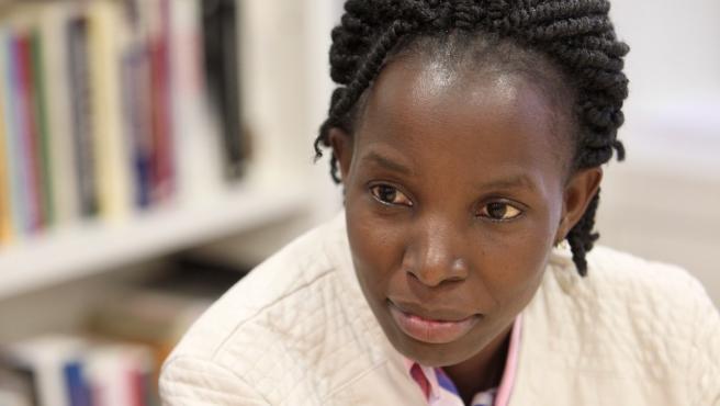 La doctora ugandesa Irene Kyamummi.