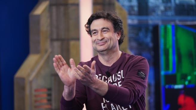 Pepe Rodríguez, en 'El hormiguero'.