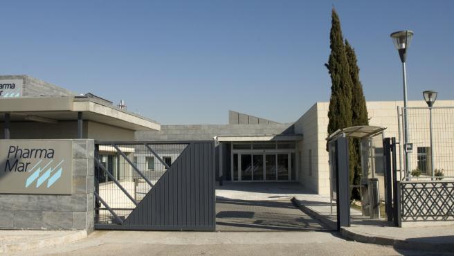 Sede de PharmaMar en Colmenar Viejo, Madrid.