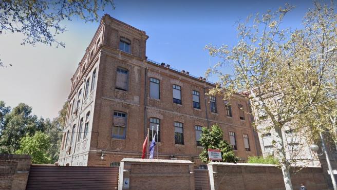 Residencia de mayores de la Paz de Madrid