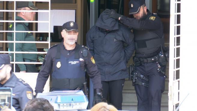 Jorge Ignacio P.J ix dels jutjats d'Alzira