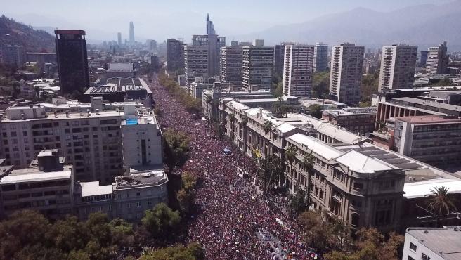 CHILE: Imagen por el Día Internacional de la Mujer 2020