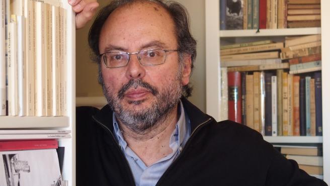 El fiscal y escritor Avelino Fierro.