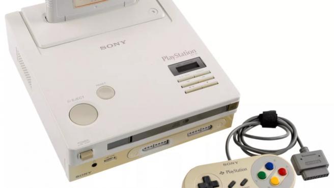 De la Nintendo Playstation se hicieron 200 unidades, de las que 199 fueron luego destruidas.
