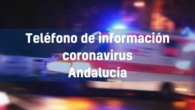 Teléfono coronavirus Andalucía: Almería, Jaén, Granada, Málaga, Córdoba, Sevilla, Cádiz y Huelva