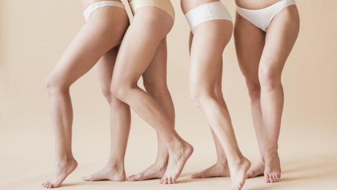 Aunque la celulitis afecta a todos, es más común entre las mujeres.