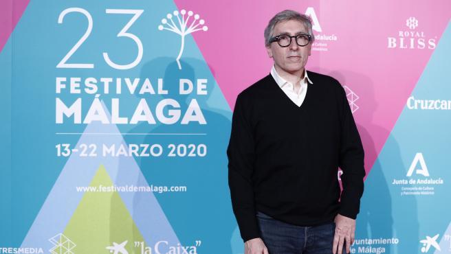 David Trueba, en la presentación del Festival de Málaga.