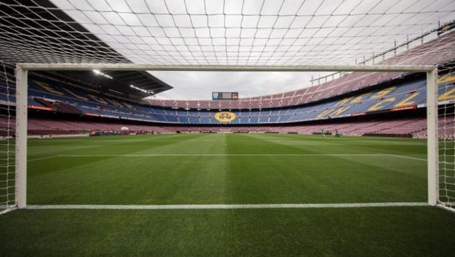 Imagen del Camp Nou, estadio del FC Barcelona