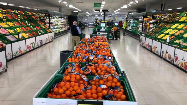 Supermercat de Mercadona.