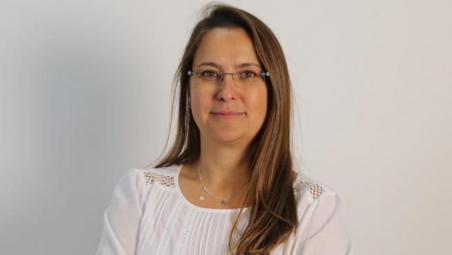 Ángela Hernández, vicesecretaria general de la Asociación de Médicos y Titulados Superiores de Madrid.