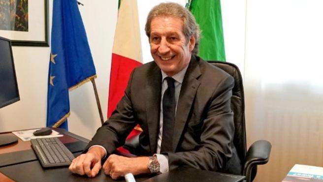 Roberto Stella, médico italiano fallecido con coronavirus.