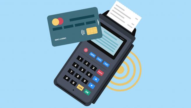 La Banca insiste en que las tarjetas contactless son un método de pago seguro.