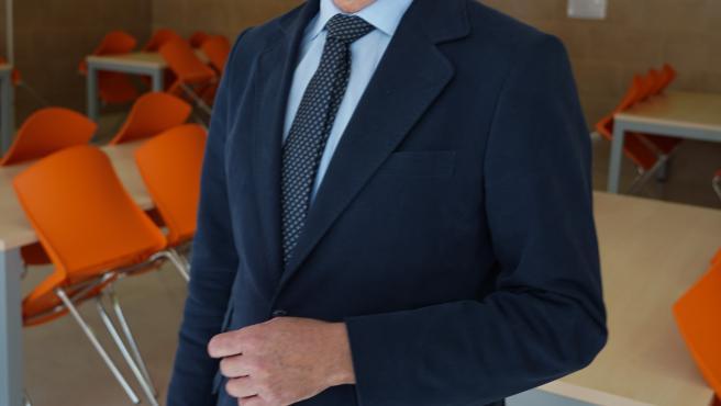 El delegado en Andalucía de la Orden de Malta, Miguel Enrílez y Osuna