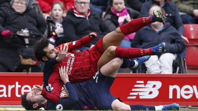 England Premier League - Liverpool vs AFC Bournemouth