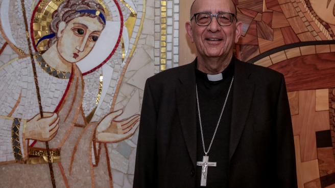 El cardenal arzobispo de Barcelona, Juan José Omella, en una foto de archivo.