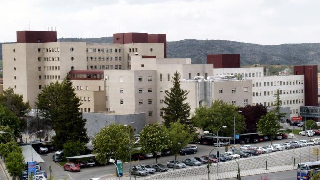 Hospital Virgen de la Luz de Cuenca, en una foto de archivo