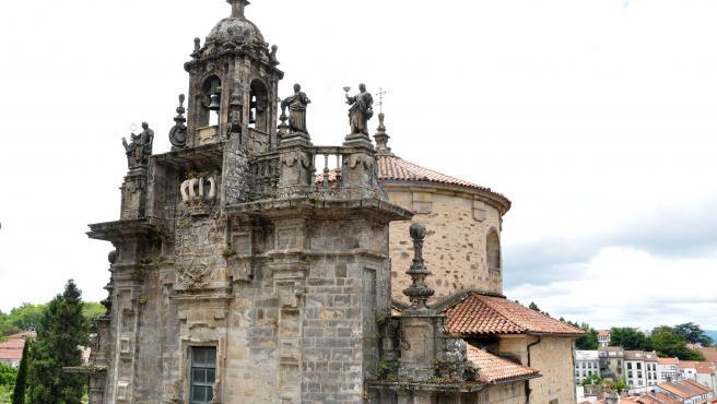Iglesia compostelana de San Frutuoso