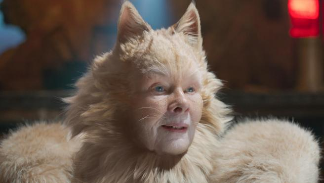 Judi Dench aún no ha visto 'Cats'