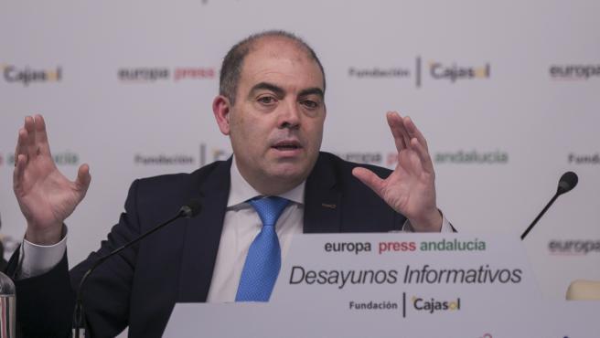 Lorenzo Amor, presidente de la Asociación de Trabajadores Autónomos (ATA), en una imagen de archivo.