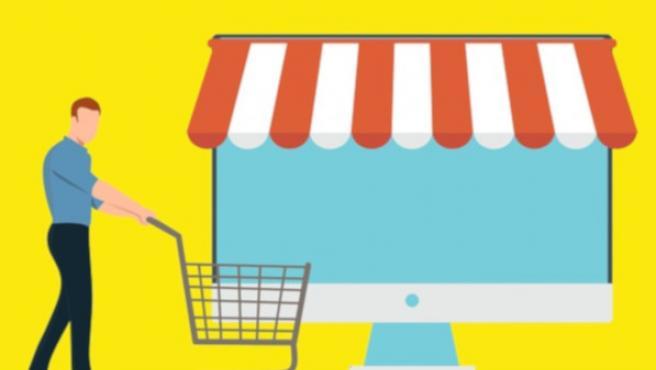 Como es lógico, estas semanas aumentan las compras 'online'