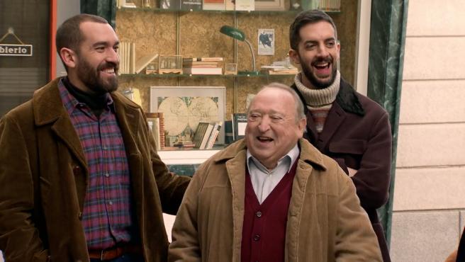 El equipo de 'La Resistencia' hace un cameo en 'Amar es para siempre'.