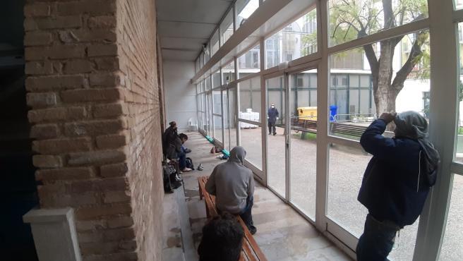 Ayuda a las personas sin hogar durante la cuarentena