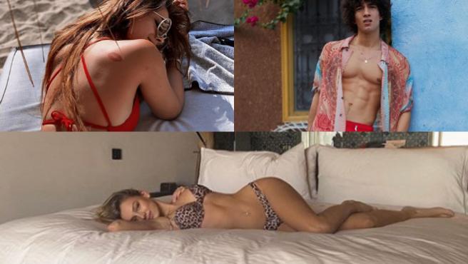 Las Encinas cero confidencial: las fotos más sexy de los protagonistas de 'Élite'