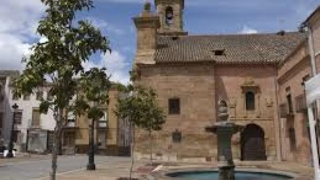 Ayuntamiento de Cabra del Santo Cristo (Jaén)