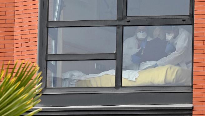 La Fiscalía investiga la muerte de 17 ancianos en una residencia en Madrid
