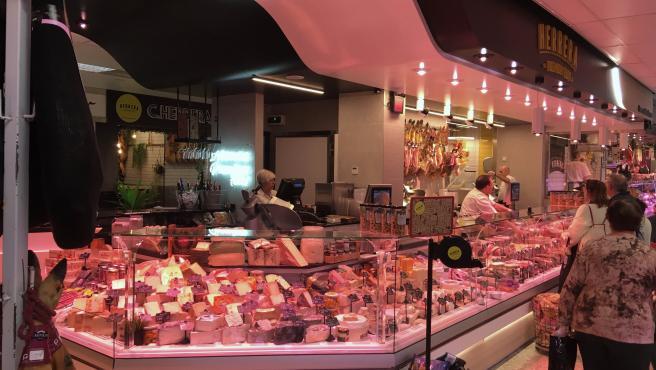 Mercado municipal de Las Águilas de Madrid